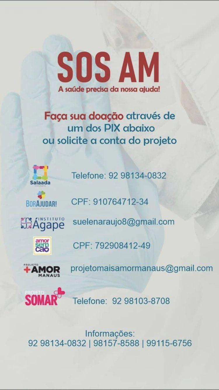 eruy9ckxcailfxt Whindersson Nunes anuncia doação de oxigênio para Manaus e cobra famosos