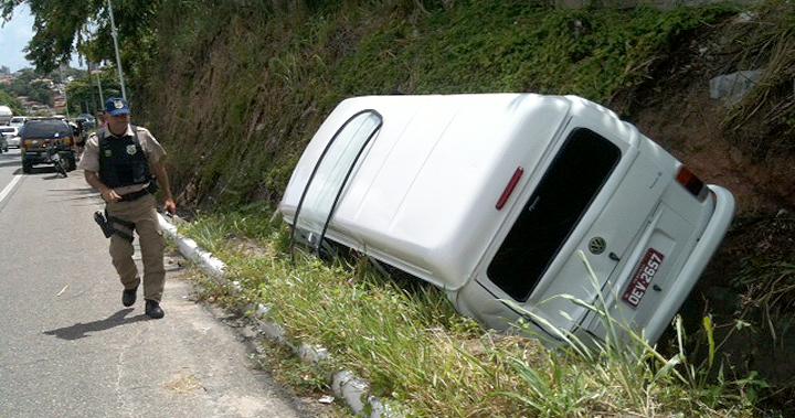 acidente ne BR230