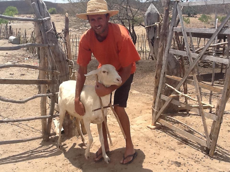 Seca na Paraíba