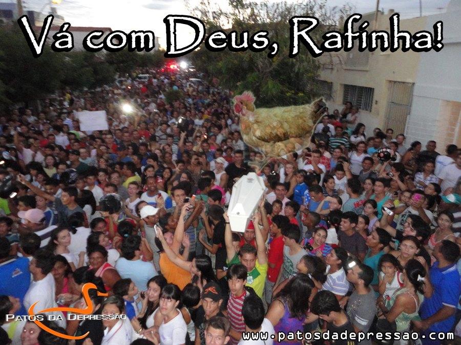 Galinha Rafinha